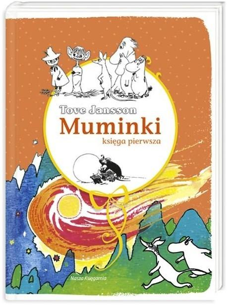 Nasza Księgarnia Muminki. Księga pierwsza - Tove Jansson