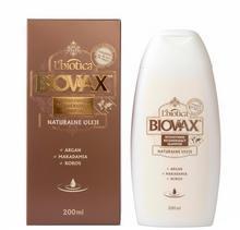 Lbiotica L'BIOTICA L'Biotica Naturalne Oleje Argan, Makadamia, Kokos intensywnie regenerujący szampon x200 ml ID-16290