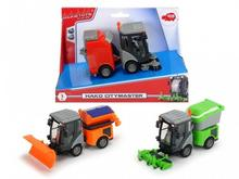Simba Toys Pojazdy do prac porządkowych Hako Citymaster