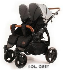 Kees Twin K2 PLUS 2w1 Grey