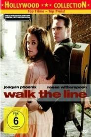 20th Century Fox Walk the Line, 1 DVD