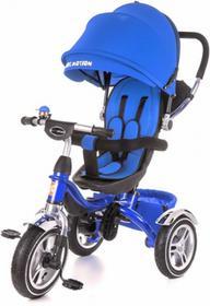Kidz Motion Rowerek trójkołowy Tobi Pro niebieski