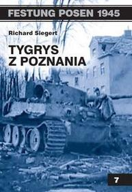 Vesper Tygrys z Poznania - Richard Siegert