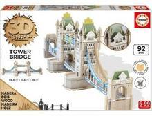 Educa Puzzle 3D Tower Bridge GXP-584090