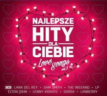 Najlepsze hity dla Ciebie Love Songs Volume 3 CD