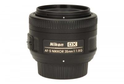 Nikon AF-S 35mm f/1.8G DX