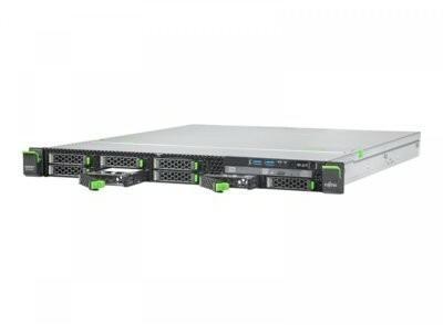 Fujitsu RX1330M3 E3-1220v6 1x8GB 2x1TB SATA DVD-RW 1x450W non HotPlug VFY:R1333SC070IN