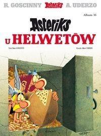 Egmont Asteriks Asteriks u Helwetów Tom 16