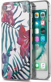 TTEC ArtCase Etui kwiaty iPhone 7/8