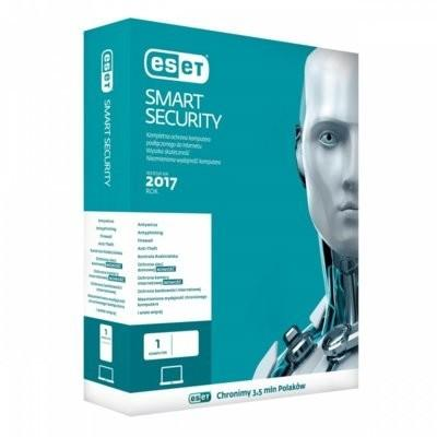 Eset Smart Security (1 stan. / 1 rok) - Nowa licencja
