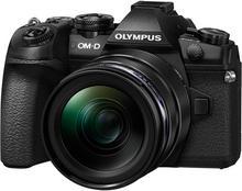 Olympus OM-D E-M1 mark II + 12-40 + 40-150 PRO czarny