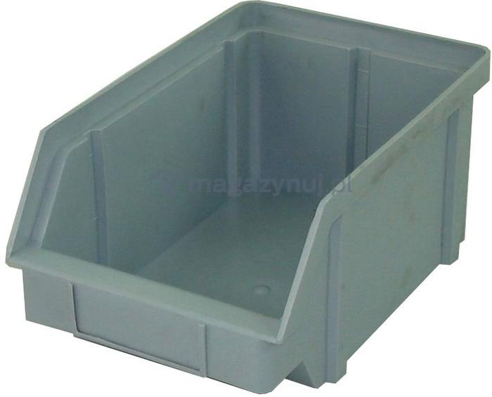 Artech pojemnik warsztatowy z polipropylenu standardowego, wym. 157 x 101 x 74 mm (Kolor zielony)