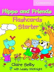Hippo and Friends Starter Flashcards (41) - Lesley McKnight, Claire Selby