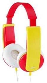 JVC HA-KD5-R Czerwono-żółte