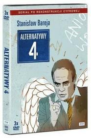 Alternatywy 4 3xDVD) bez cenzury DVD) Stanisław Bareja Janusz Płoński Maciej Rybiński