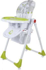 Sun Baby Krzesełko do karmienia Comfort Lux zielone B03.004.1.5