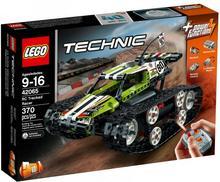 KLOCKI LEGO TECHNIC ZDALNIE STEROWANA WYŚCIGÓWKA GĄSIENICOWA 42065 - Zakupy dla domu i biura!