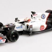 Minichamps Sauber F1 Team Ferrari C31 MC-410120114