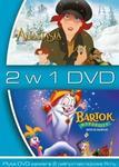 20th Century Fox Pakiet Anastazja Bartok DVD) Don Bluth