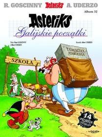 Egmont Asteriks Galijskie początki Tom 32