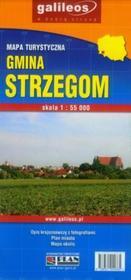Gmina Strzegom. Mapa turystyczna. Skala 1:55 000