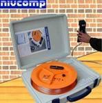 Nivcomp Poziomnica wężowa elektroniczna z osprzętem H-25-PRO