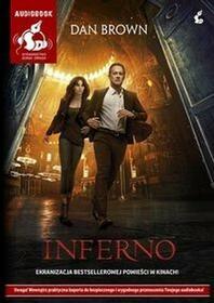 Sonia Draga Inferno (audiobook CD) - Dan Brown