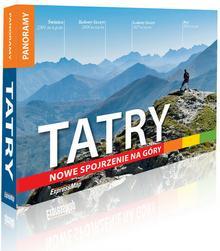 ExpressMap praca zbiorowa Tatry. Nowe spojrzenie na góry