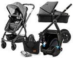 KinderKraft VEO black/gray 3w1