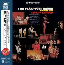 The Stax Volt Revue Vol.1 Live In London CD) Warner Music Polan
