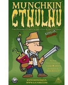 Black Monk Gra Munchkin Cthulhu (Edycja Polska)