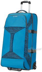 American Tourister Road Quest duża torba podróżna - niebieskistar Print 16G 11 003
