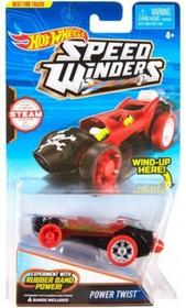 Mattel Hot Wheels Autonakręciak i samochodziki, Power Twist DPB70/DPB75