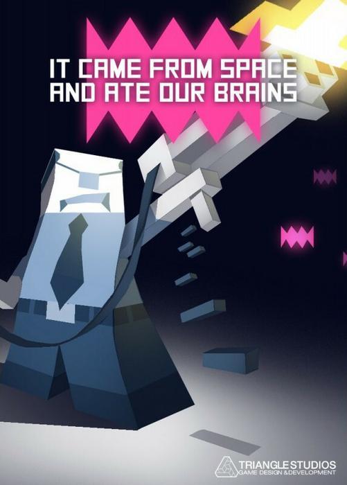 It Came From Space And Ate Our Brains STEAM cd-key - Darmowa dostawa, Natychmiastowa wysyĹka, Szybkie pĹatnoĹci