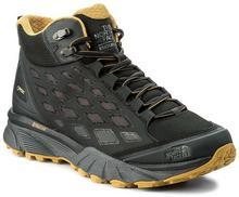 The North Face Trekkingi Endurus Hike Mid Gtx T92YAAZFL Phantom Grey/Arrowwood Yellow