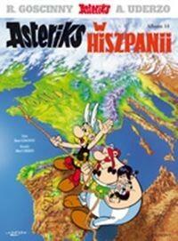 Egmont Asteriks w Hiszpanii album 14