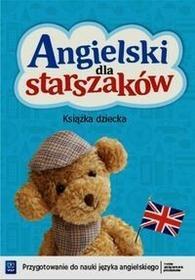 WSiP Angielski dla starszaków Książka dziecka + CD - Kamila Wichrowska, Wysłowska Olga