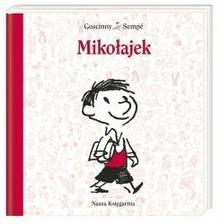 Nasza Księgarnia Mikołajek - René Goscinny, Jean Jacques Sempe