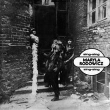 Maryla Rodowicz Sing-sing