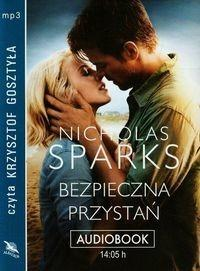 Albatros Nicholas Sparks Bezpieczna przystań. Audiobook