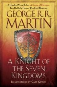 Bantam Books A Knight of the Seven Kingdoms - dostawa od 3,49 PLN
