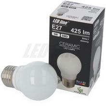 LED Line Żarówka LED E27 5W MINI GLOBE kula biała dzienna 247033