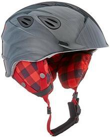 Alpina Grap 2.0 dziecięcy kask narciarski, czarny, 54-57 cm 9086233