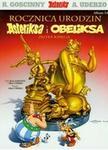 Egmont Asteriks 34 Rocznica urodzin Asteriksa i Obeliksa Złota księga