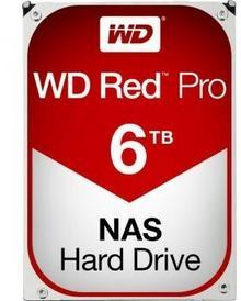 Western Digital Dysk HDD RED PRO 3,5. 6000GB SATA III 128MB 7200obr/min WD6002FF