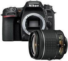 Nikon D7500 +18-55 VR