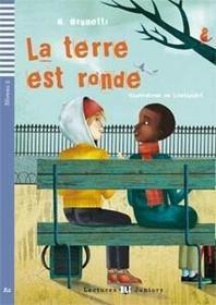 Brunetti B. La terre est ronde + Audio CD - mamy na stanie, wyślemy natychmiast