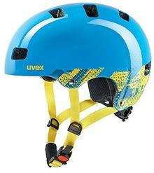UVEX Uvex Kid 3 Rowerowy Kask Dziecięcy, Niebieski (Blackout Blue), 5155 Cm, 4148190715