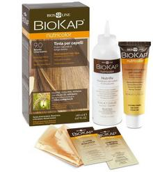 Bios Line S.P.A. BIOKAP NUTRICOLOR 9.0 Bardzo Jasny Blond 140 ml
