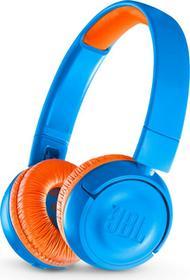 JBL JR300 niebiesko-pomarańczowe